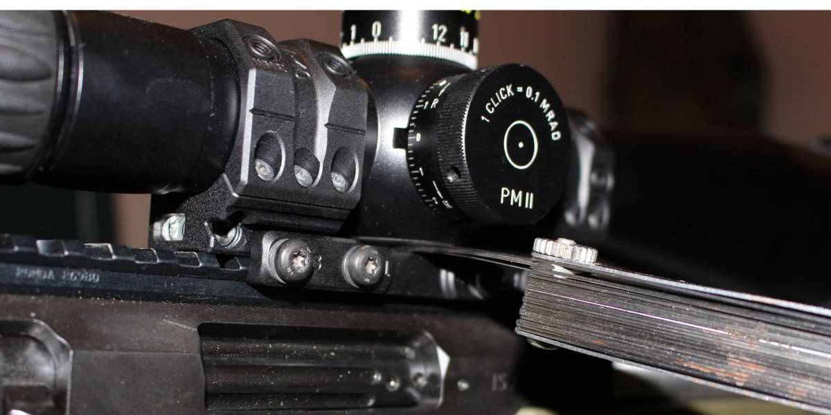 SPUHR ISMS scope mounting system