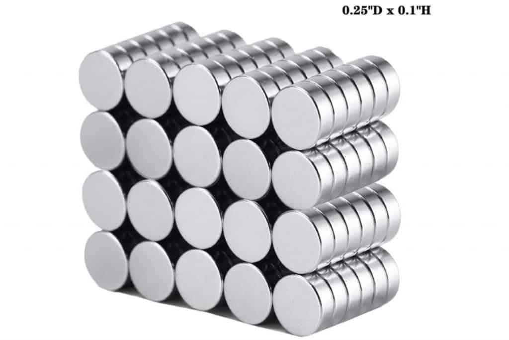 120PCS Premium Fridge Magnets