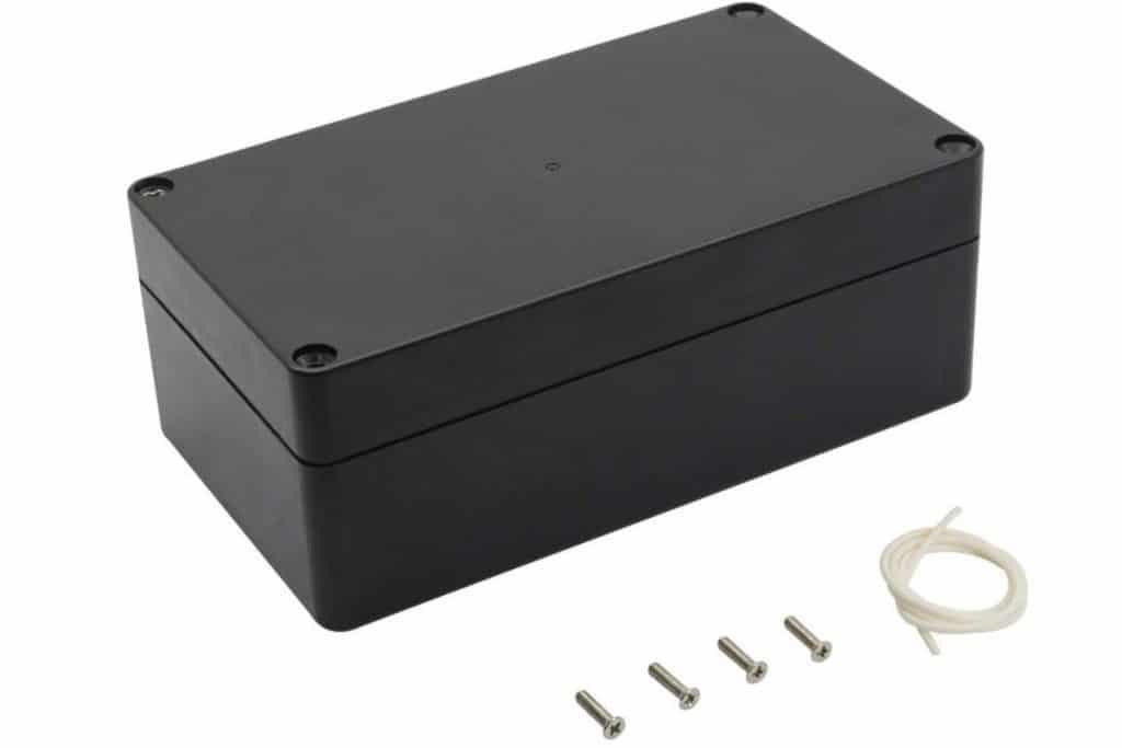 LeMotech ABS Plastic Electrical Project Case