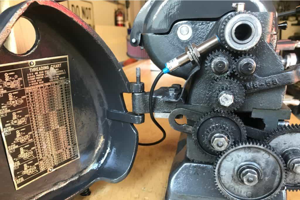 DC treadmill motor conversion